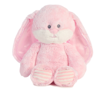 Huggie Baby Bunny Girl 11in in Ajax ON, Reed's Florist Ltd