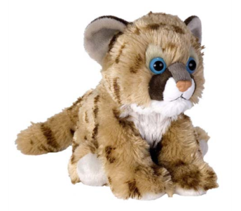 Cougar Stuffed Animal - 8