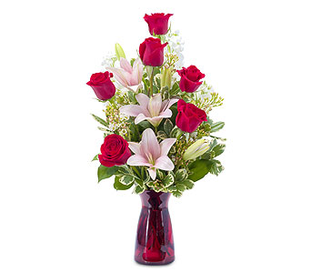 Tender Caress in Traverse City MI, Teboe Florist