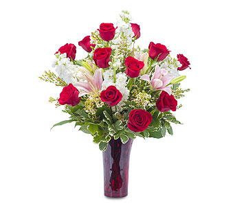 Tender Passion in Pearl MS, Chapman's Florist, Inc
