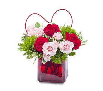 My Heart in Huntington IN, Town & Country Flowers & Gifts