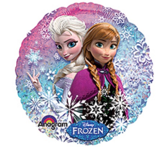 Frozen, Elsa and Anna in Manhasset NY, Town & Country Flowers