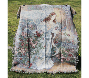 Angel of Love Afghan in New Albany IN, Nance Floral Shoppe, Inc.