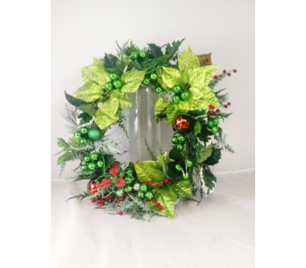 Limegreen W/Berries-MED in Naples FL, Naples Flowers, Inc.