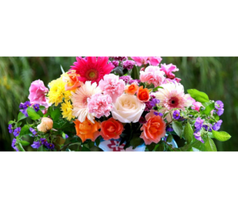 Seasonal Monthly Arrangement for Three Months in Fairfax VA, Exotica Florist, Inc.