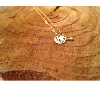 Kappa Alpha Theta Circle Neckl in Ft. Collins CO, Palmer Flowers