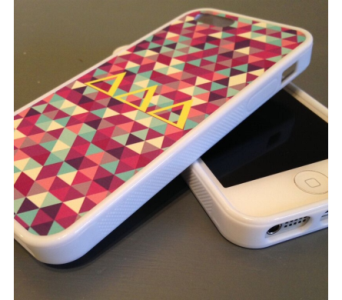 Tri Delta iPhone Case in Ft. Collins CO, Palmer Flowers