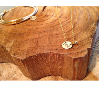 Pi Beta Phi Circle Necklace in Ft. Collins CO, Palmer Flowers