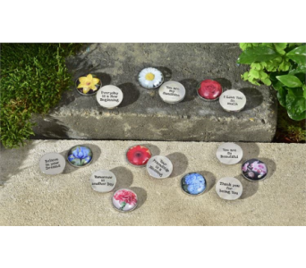 Alloy Flower Token in Toledo OH, Myrtle Flowers & Gifts