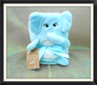 Baby Elephant Blankie in Tyler TX, The Flower Box