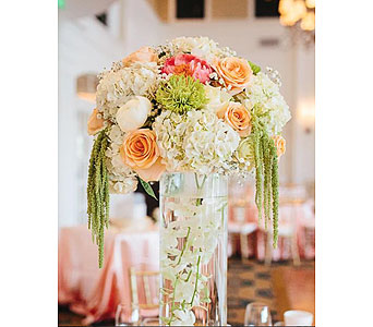 ENCHANTED LOVE CENTERPIECE in Naples FL, Naples Floral Design