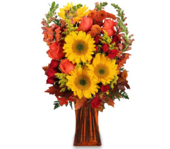 Love For Fall in Sayville NY, Sayville Flowers Inc