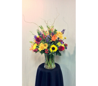 Custom Creations in Carmichael CA, Bettay's Flowers