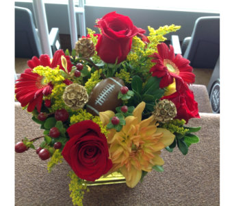 MetLife Suite - 49ers in Jersey City NJ, Entenmann's Florist