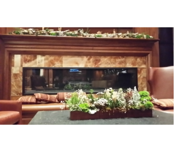 Commissioner's Club - Super Bowl 2014  in Jersey City NJ, Entenmann's Florist