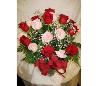 2 Dozen PREMIUM ROSES in Lake Charles LA, A Daisy A Day Flowers & Gifts, Inc.