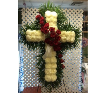 White Cross in Manhasset NY, Town & Country Flowers