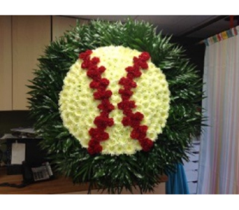 Baseball in Manhasset NY, Town & Country Flowers