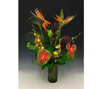 Autumnal Exotica in Kirkland WA, Fena Flowers, Inc.