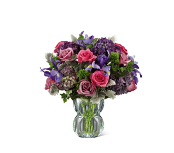 Lavender Luxe Luxury Bouquet in Noblesville IN, Adrienes Flowers & Gifts