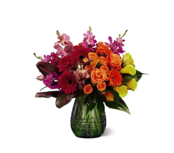 Beyond Brilliant Luxury Bouquet in Noblesville IN, Adrienes Flowers & Gifts