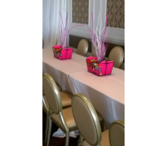 Bat-Mitzvah in Tampa FL, Buds, Blooms & Beyond