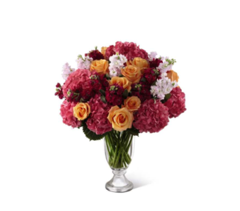 Astonishing Bouquet by Vera Wang  in Noblesville IN, Adrienes Flowers & Gifts
