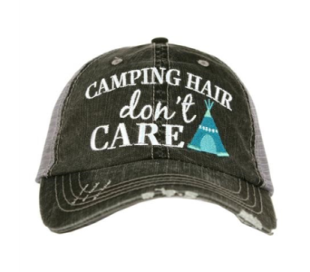 Camping Hair Don't Care in Bonita Springs FL, Heaven Scent Flowers Inc.
