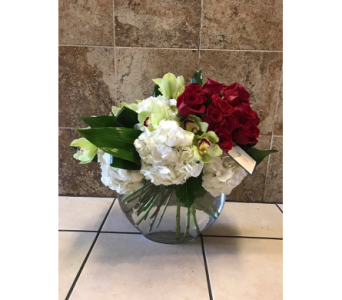 Custom Creations in Woodland Hills CA, Abbey's Flower Garden