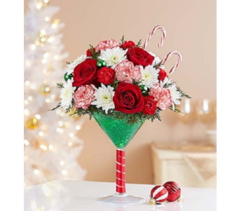 Martini Peppermint in Fairfax VA, Exotica Florist, Inc.