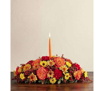 Autumn Wishes in Fairfax VA, Exotica Florist, Inc.