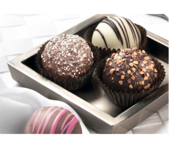 Gourmet Truffle Gift Boxes in Reno NV, Bumblebee Blooms Flower Boutique