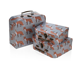 BABY FOX SUITCASE in Oklahoma City OK, Trochta's