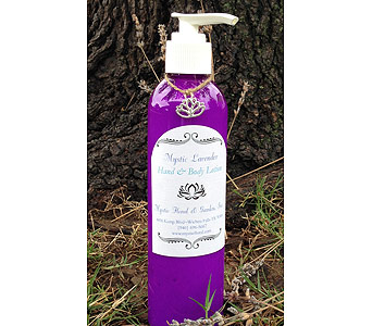Mystic Lavender Hand and Body Lotion Small in Wichita Falls TX, Mystic Floral & Garden, Inc.