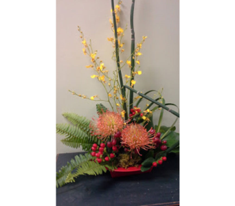 Tropical Beginnings in Fairless Hills PA, Flowers By Jennie-Lynne