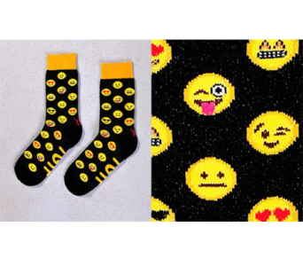 Yo Emoticon Sox in Bonita Springs FL, Heaven Scent Flowers Inc.