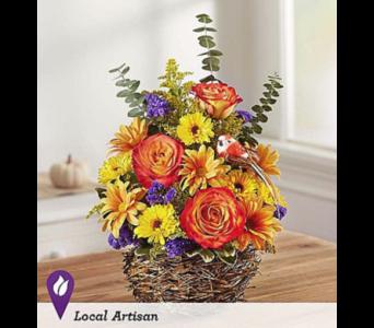 Fall flowers delivery lakeland fl mrs ds flower shop inc fall fanfare in lakeland fl mrs ds flower shop inc mightylinksfo
