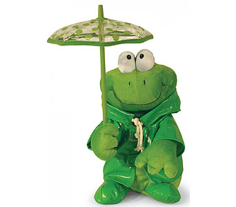 Animated Paddy the Frog in Oklahoma City OK, Trochta's