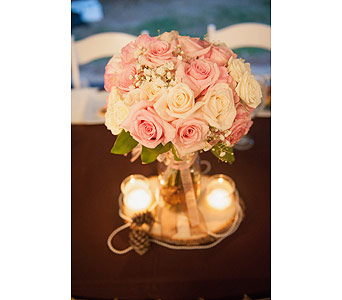Wedding in Statesville NC, Brookdale Florist, LLC