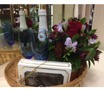 Bubbles and Blooms in Arcata CA, Country Living Florist & Fine Gifts
