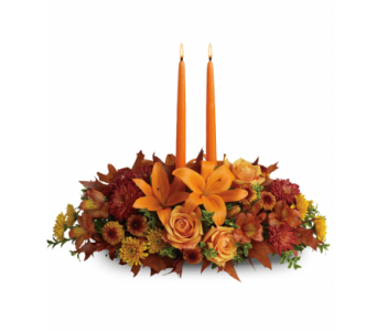 Family Gathering Centerpiece in Palm Springs CA, Palm Springs Florist, Inc.