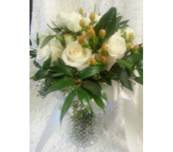 Custom Arrangement in Statesville NC, Brookdale Florist, LLC