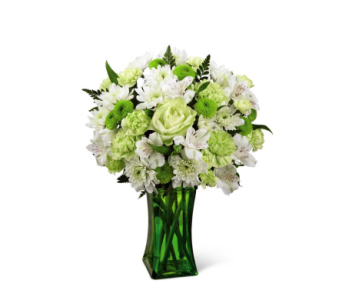 Lime-Licious� Bouquet in Norfolk VA, The Sunflower Florist