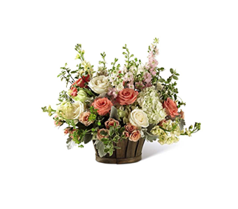 The FTD� Bountiful Garden� Bouquet in Branford CT, Myers Flower Shop