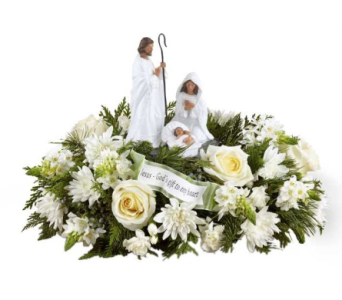DaySpring God's Gift of Love™ Centerpiece dans Watertown CT, Agnew Florist