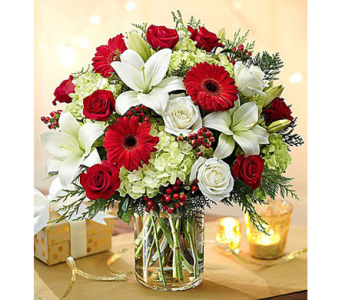 Garden of Grandeur™ Holiday dans Watertown CT, Agnew Florist