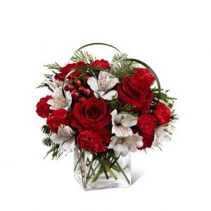 Holiday Hopes Bouquet in Orange CA, Main Street Florist