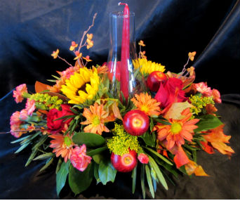 Light of Thanksgiving in Farmington CT, Haworth's Flowers & Gifts, LLC.
