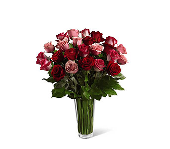 The True Romance� Rose Bouquet by FTD� in Branford CT, Myers Flower Shop