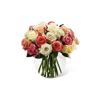FTD Sundance Rose Bouquet in Branford CT, Myers Flower Shop